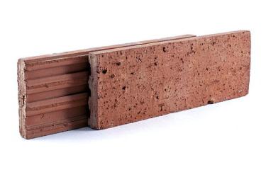 Brick Wall Tile (Terra Cota)