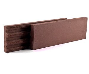 Brick Wall Tile (Extruded Brown)
